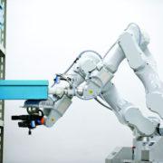 robótica en logística