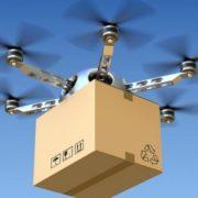 drones de reparto