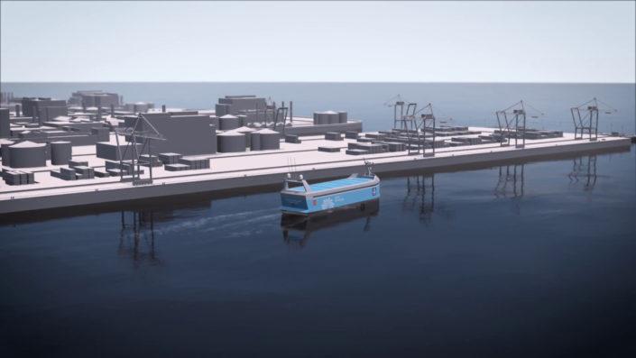 buque autónomo