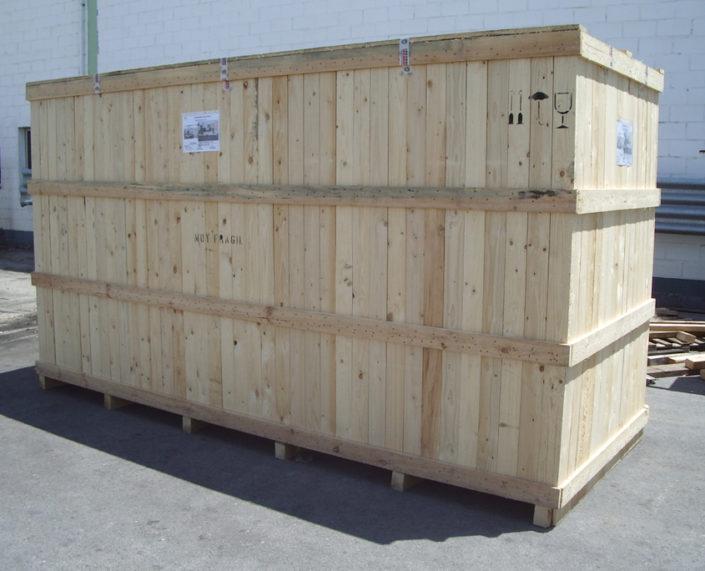 protección de las mercancías industriales
